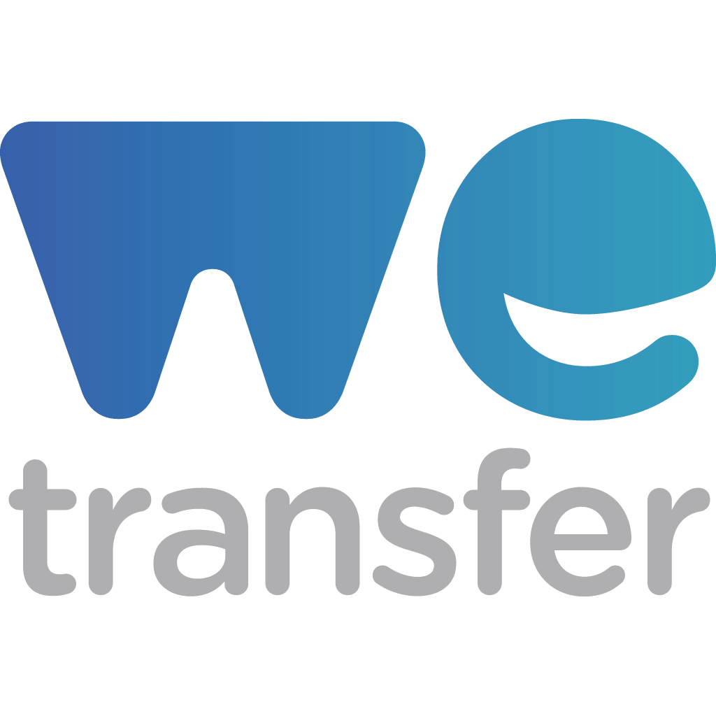 Share Files using We Transfer